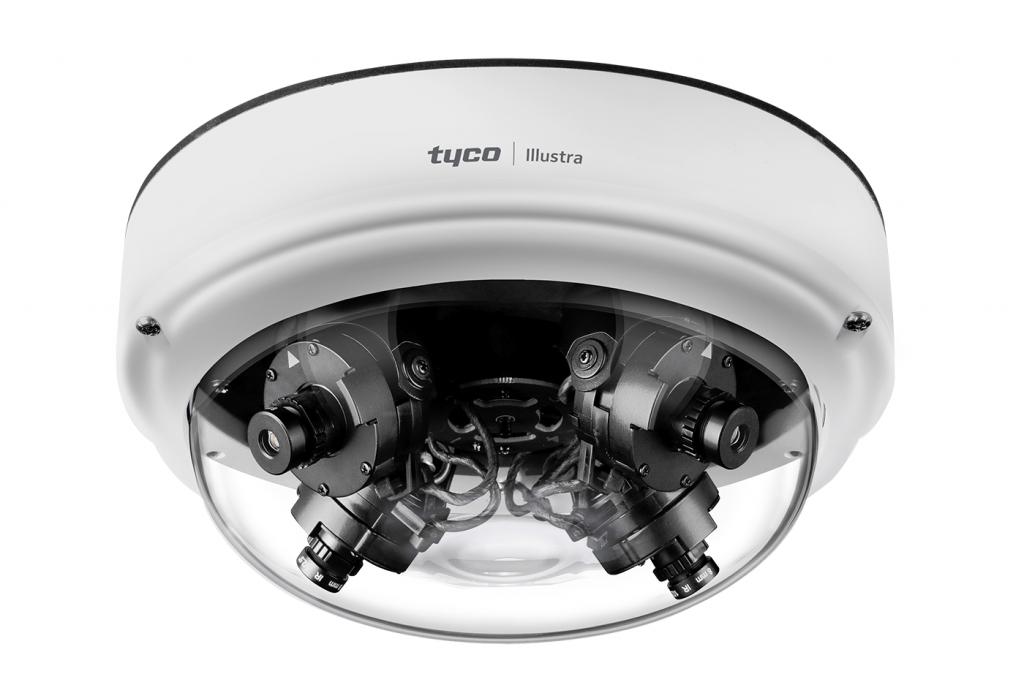 Illustra Flex Multi-Sensor camera